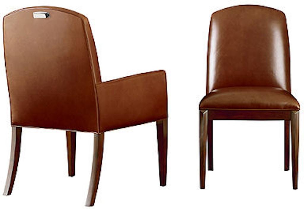 Henredon Dining Room Upholstered Side Chair 7900-28 - Noel ...