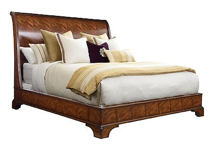 Gentil Henredon Bedroom Bed, 6/6 (King) Headboard And Footboard 9600 12HF At  Hollbergu0027s Fine Furniture