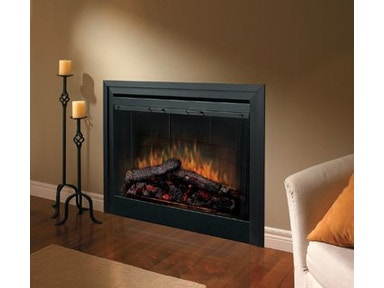 Dimplex 33 Inches Deluxe Built-in Electric Firebox BF33DXP