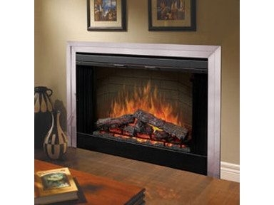 Dimplex 45 Inches Deluxe Built-in Electric Firebox BF45DXP