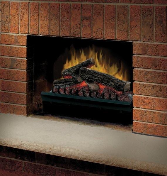 Dimplex 23 Inches Standard Electric Fireplace Insert DFI2309
