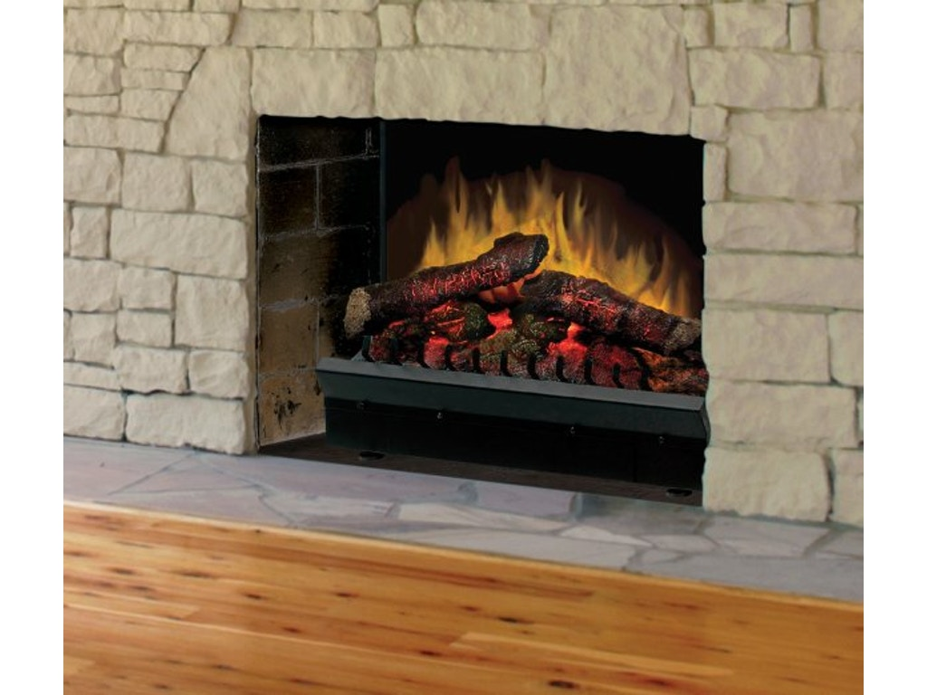 Dimplex 23 Inches Deluxe Electric Fireplace Insert DFI2310