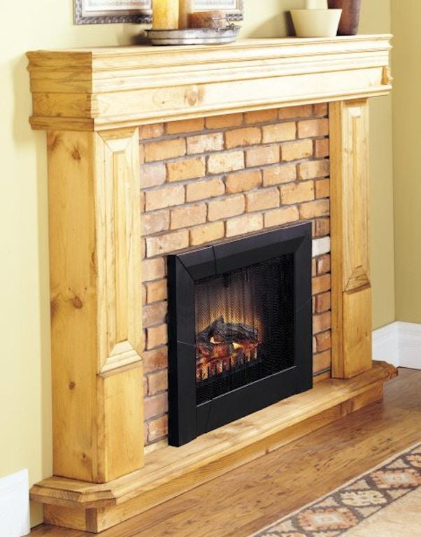Astonishing Dimplex Dining Room Standard 23 Log Set Electric Fireplace Interior Design Ideas Gentotryabchikinfo