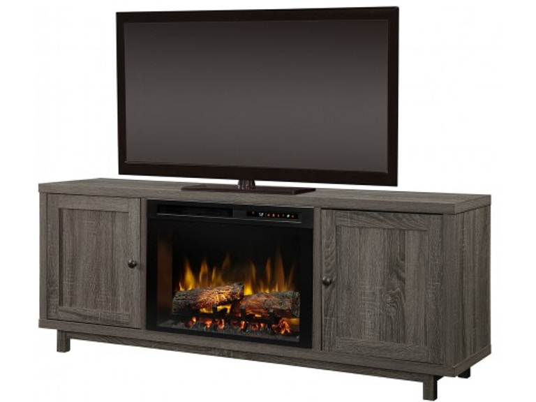 Dimplex Home Entertainment Jesse Media Console Electric Fireplace