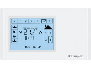 Dimplex Multi-zone Programmable CONNEX™ Controller CX-MPC