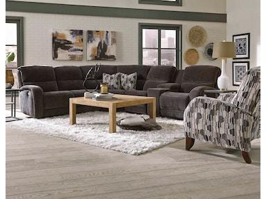 Southern Motion Living Room Fandango Sectional 884