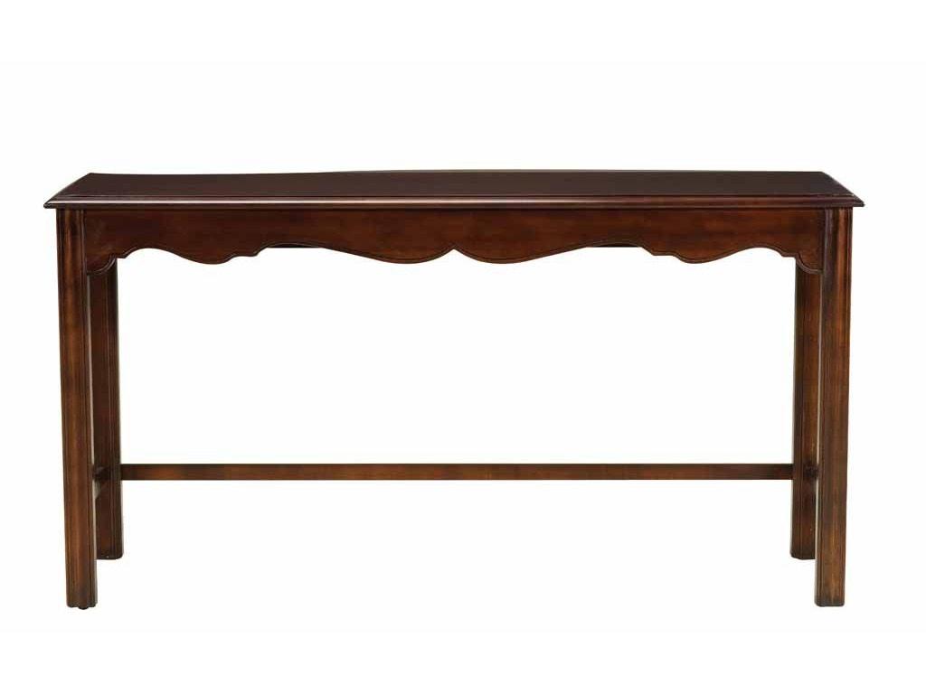 Drexel heritage living room sofa table 153 454 noel for Table 52 houston