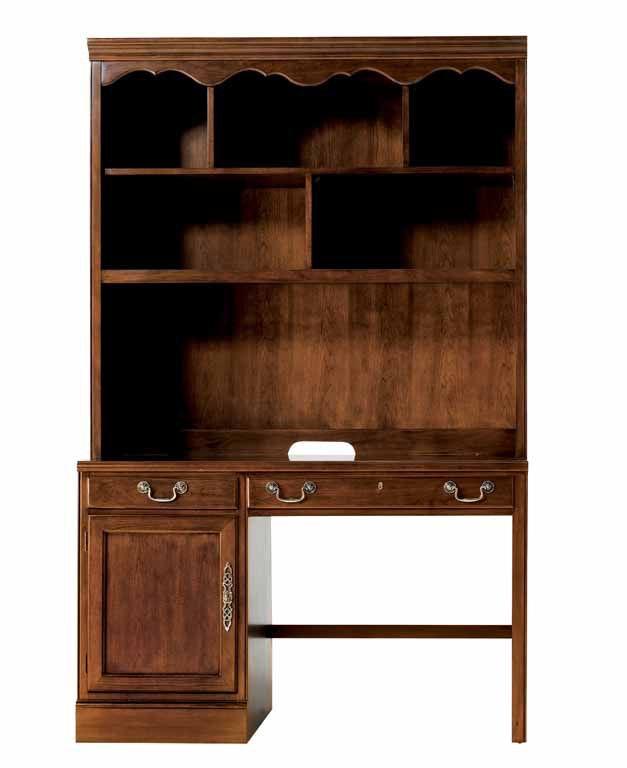 Drexel Single Pedestal Desk 153 910