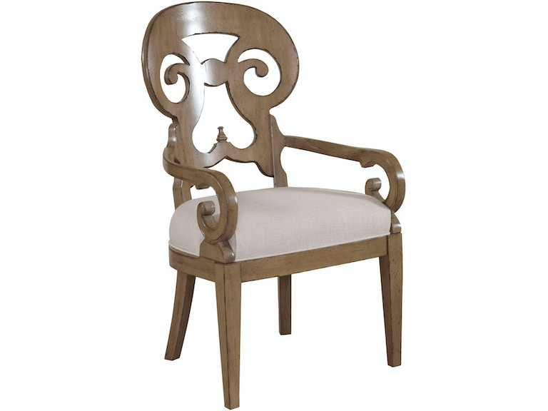 drexel dining room lynx arm chair 587 722 creative interiors and