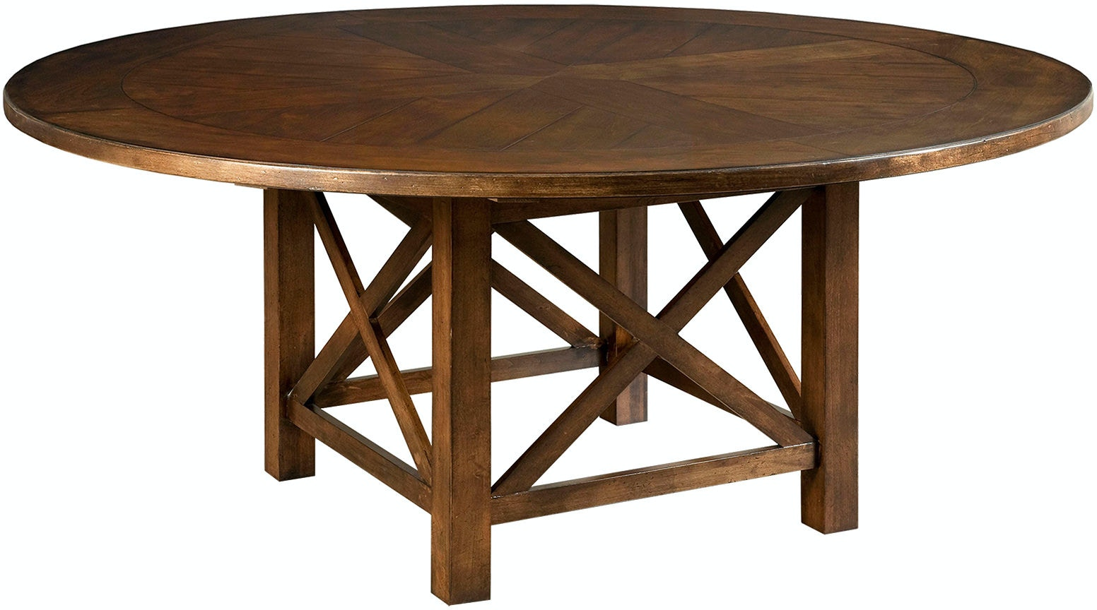Drexel Dining Room Well Round Dining Table Wood Top 640  : 640 622 623 from www.stowersfurniture.com size 768 x 576 jpeg 30kB