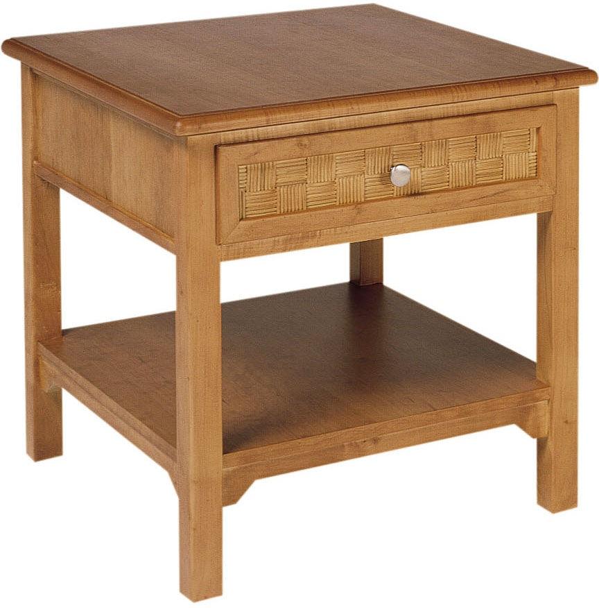 Drexel Heritage Dining Room Sets Drexel Living Room Drawer End Table 925 840 Gorman S