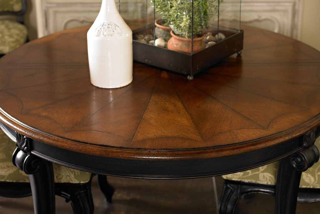 Drexel Dining Room Table Ronde Round Table 311 621