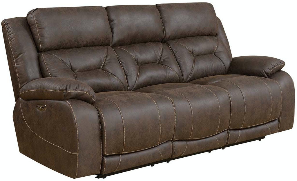 Steve Silver Living Room Aria Pwr Pwr Recliner Sofa