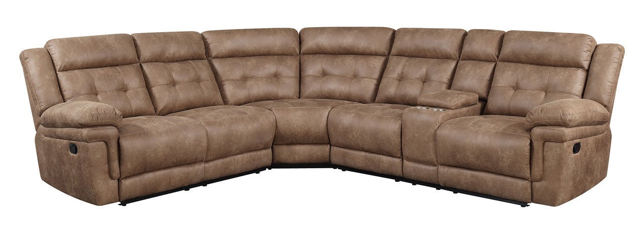 Steve Silver Living Room Anastasia Left Arm Loveseat W/1 Recliner AT800LALC  At Michael Anthony And Suffern Furniture Gallery