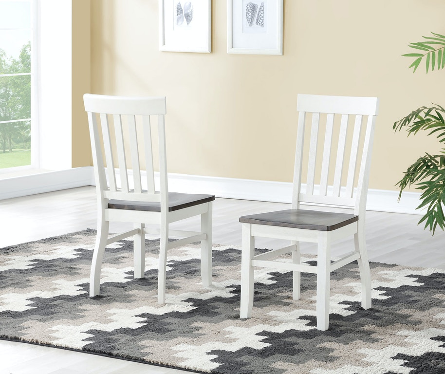 Steve Silver Dining Room Caylie Side Chair CL550S - Kaplans ...