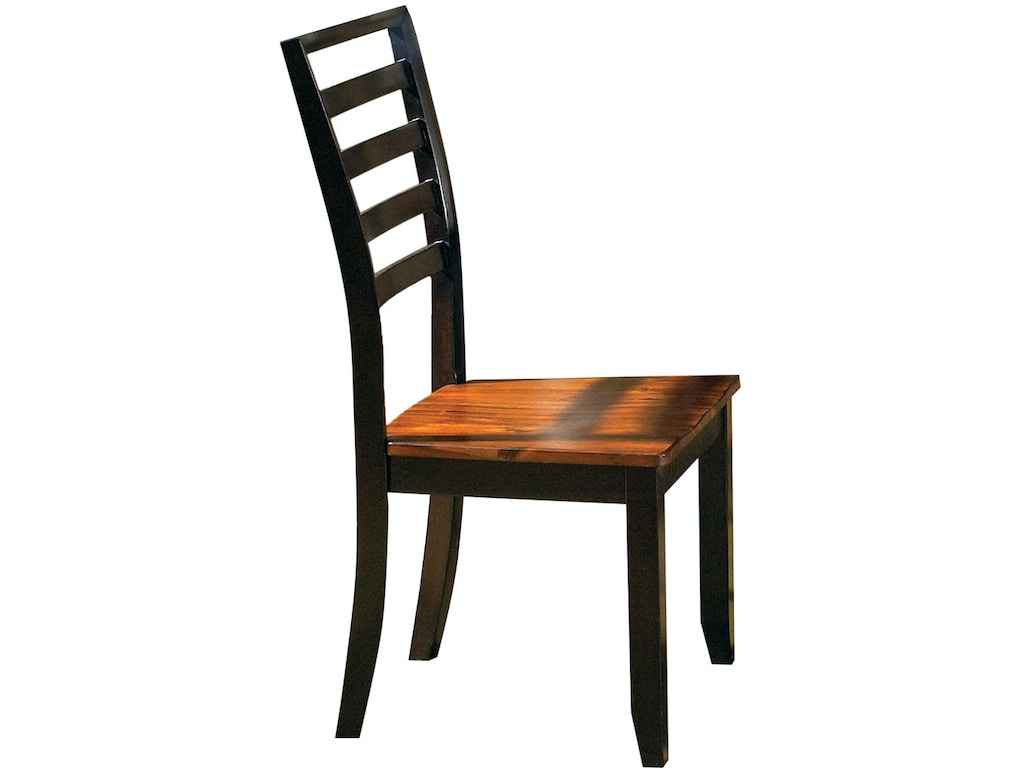 Steve Silver Dining Room Abaco Side Chair Ab300s Goffena Furniture Sidney Oh