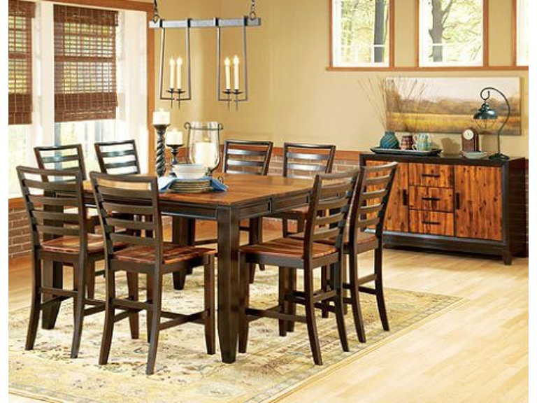 Steve Silver Dining Room Abaco Counter Table AB500PT - Carol ...