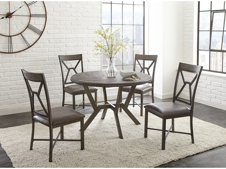 Steve Silver Dining Room Alamo Round Dining Table