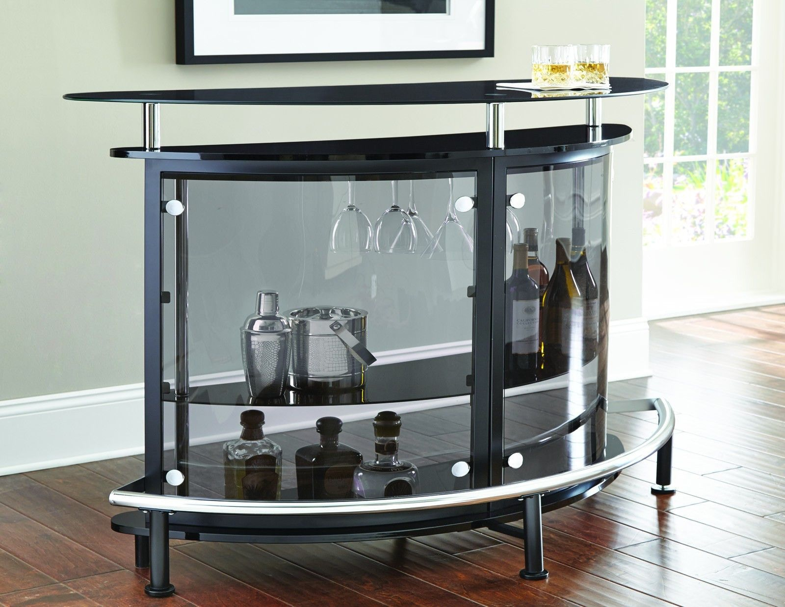 Steve Silver Ariana Bar Table/Server AR500SB