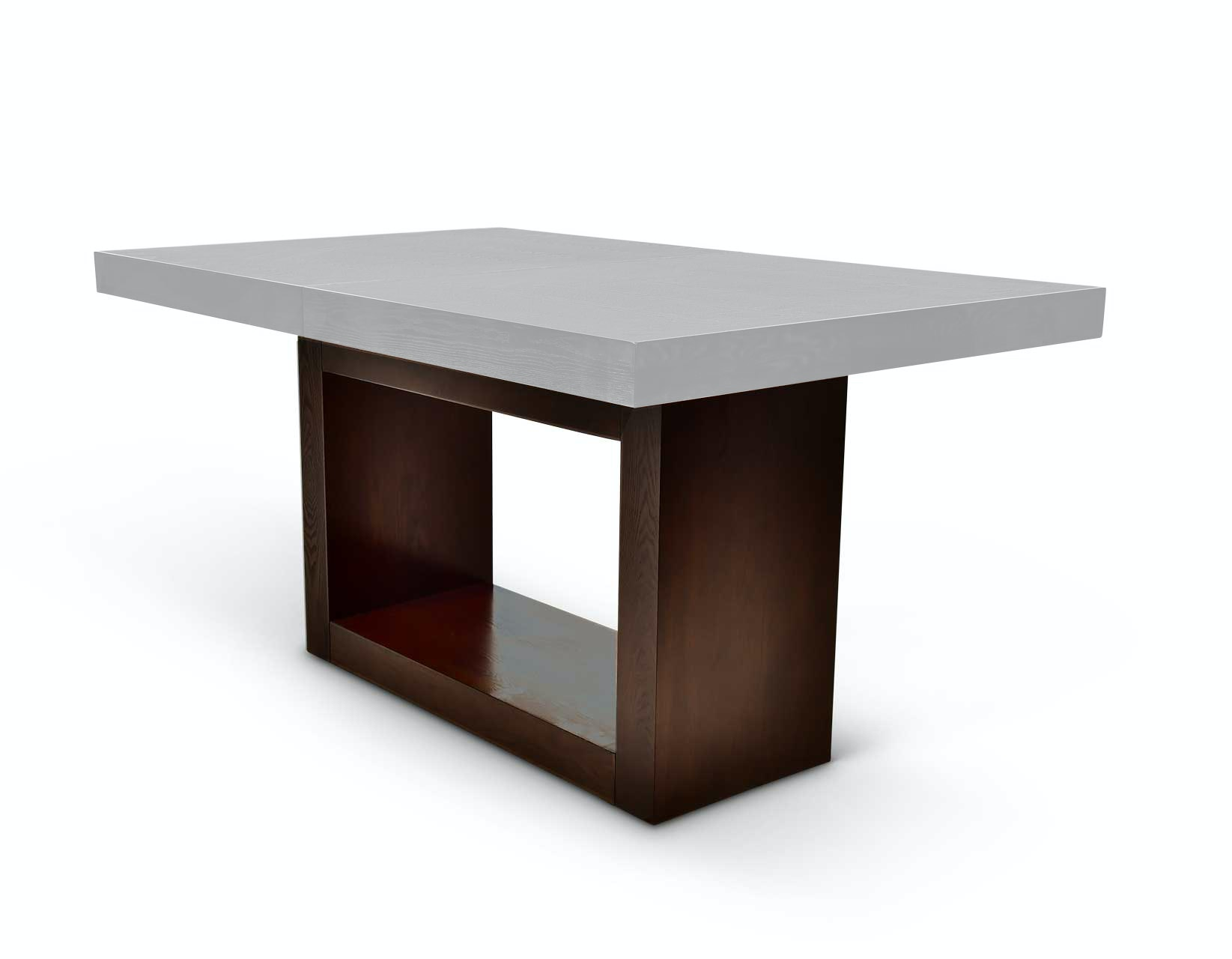 Awesome Steve Silver Dining Room Antonio Dining Table Base AT500BN   Furniture Plus  Inc.   Mesa, AZ