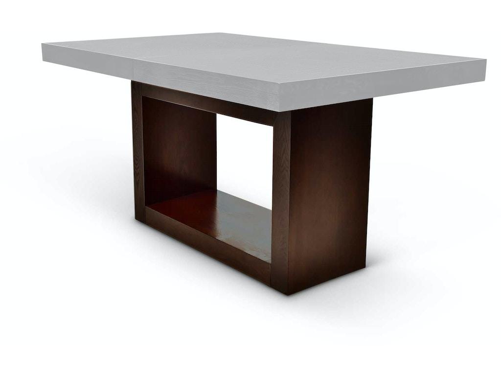 steve silver dining room antonio dining table base at500bn carol house furniture maryland. Black Bedroom Furniture Sets. Home Design Ideas