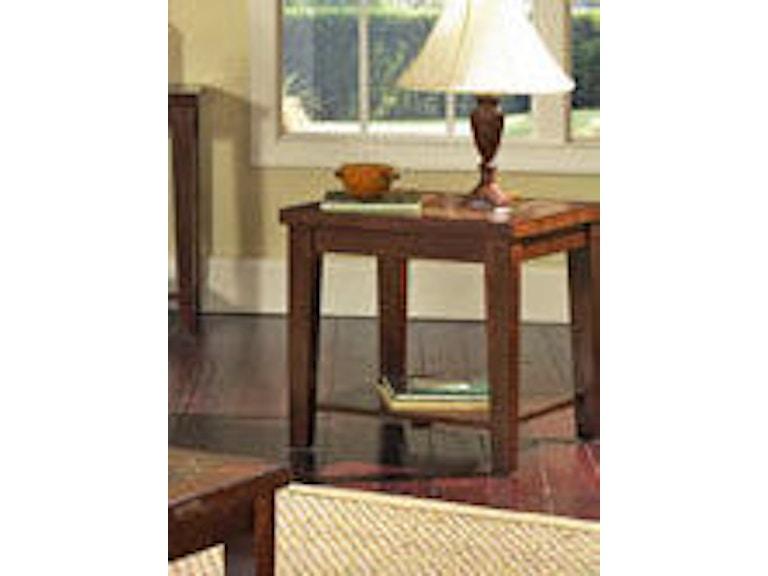 Swell Steve Silver Living Room Davenport Slate End Table Da150E Customarchery Wood Chair Design Ideas Customarcherynet