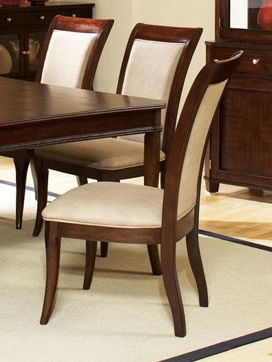Steve Silver Dining Room Marseille Side Chair MS800S   Furniture Plus Inc.    Mesa, AZ