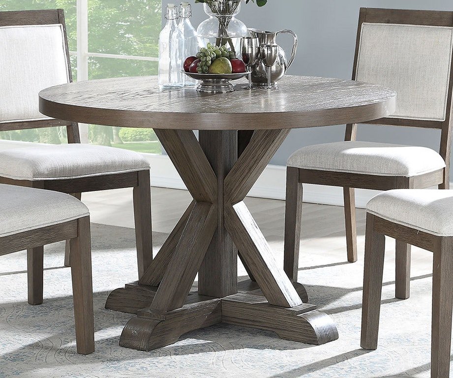 Steve Silver Dining Room Molly Round Table My4848t