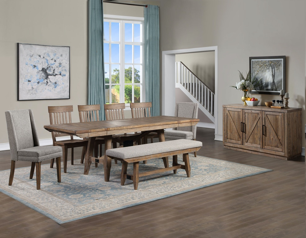 Steve Silver Riverdale 5 Piece Dining Set X Virtual 422 In Elyria Olmsted Kaplan S Furniture