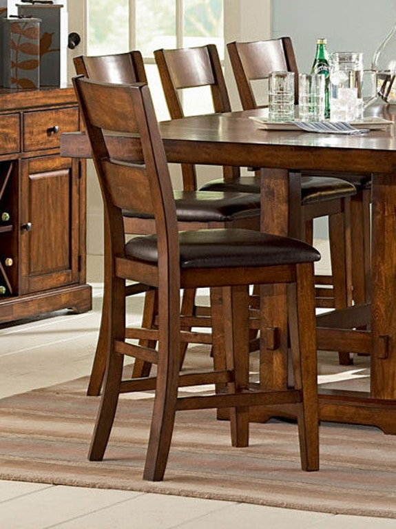 Steve Silver Bar And Game Room Zappa Counter Chair Zp550cc