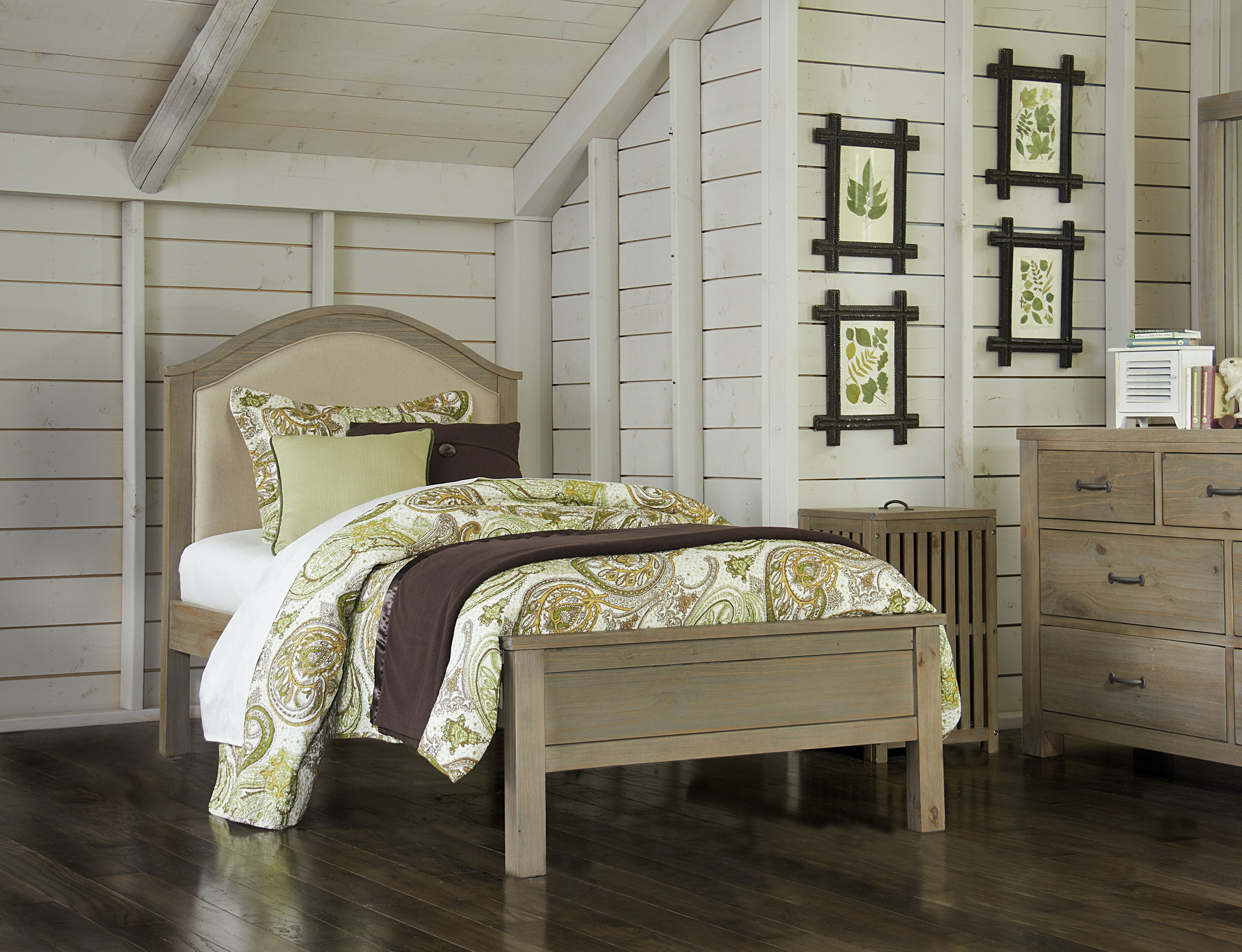 Superbe Hillsdale Kids And Teen Youth Highlands Bed Side Rails 10005B At Aaronu0027s  Fine Furniture
