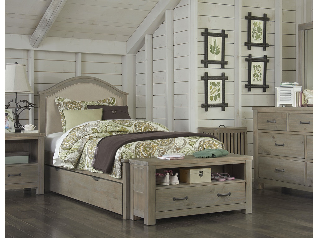 Hillsdale Kids And Teen Youth Highlands Bailey Twin Bed