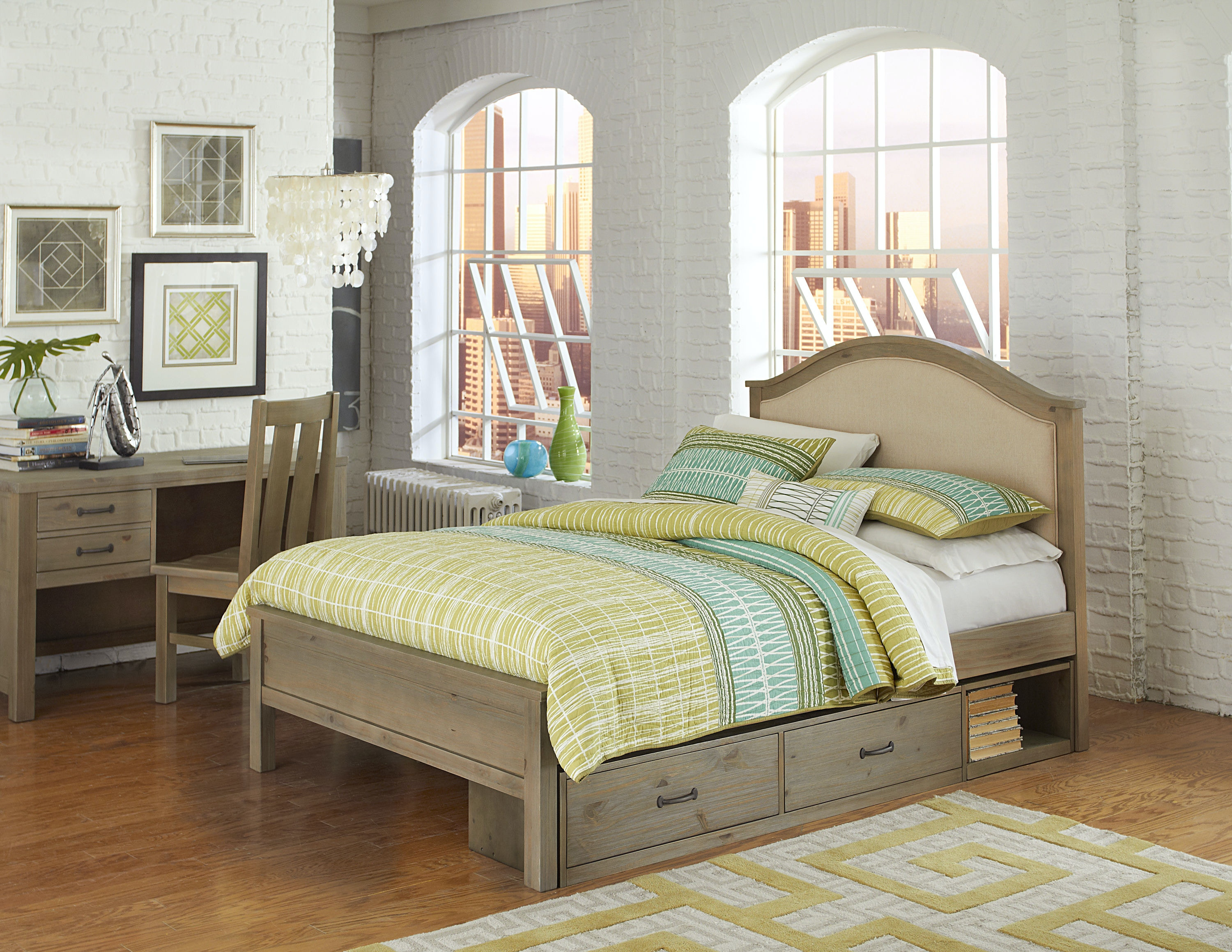 hillsdale kids and teen youth highlands bailey full bed