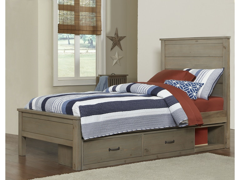 Pleasing Hillsdale Kids And Teen Youth Highlands Alex Twin Bed With Home Interior And Landscaping Palasignezvosmurscom