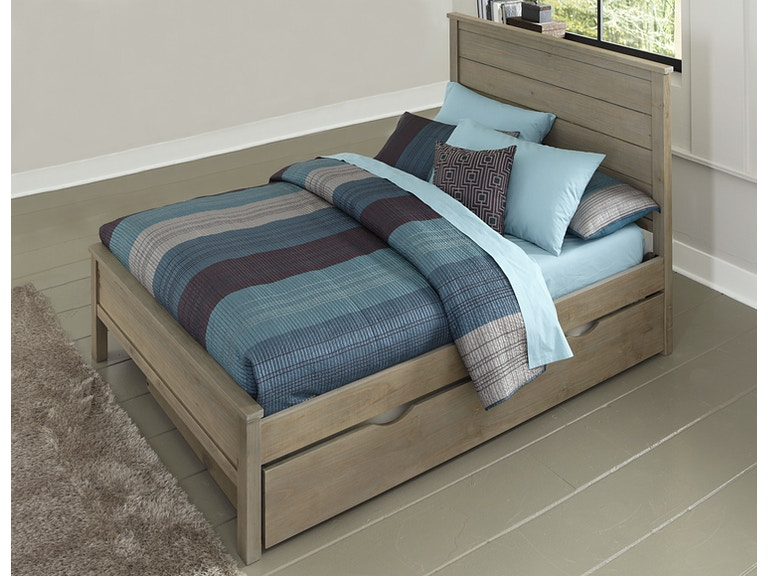Hillsdale Kids and Teen Youth Highlands Alex Full Bed With Trundle 10025NT  at Shumake Furniture