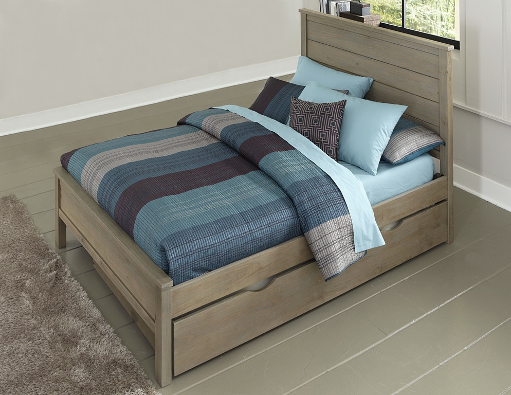 Hillsdale Kids And Teen Youth Highlands Alex Full Bed With Trundle 10025nt North Carolina