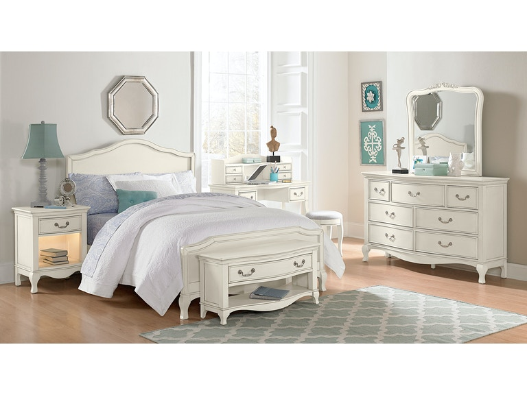 Hillsdale Kids and Teen Youth Kensington Full Charlotte Panel Bed ...