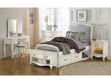 Hillsdale Kids And Teen Youth Kensington Katherine Upholstered