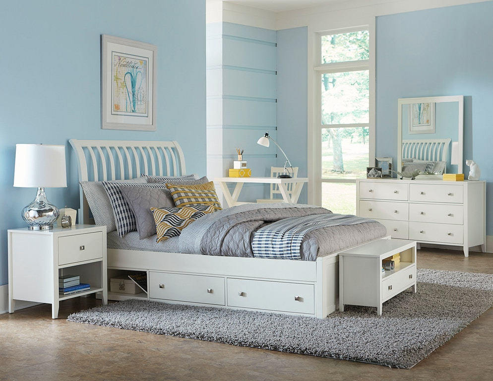 Pleasant Hillsdale Kids And Teen Youth Pulse Queen Rake Sleigh Bed Home Interior And Landscaping Palasignezvosmurscom