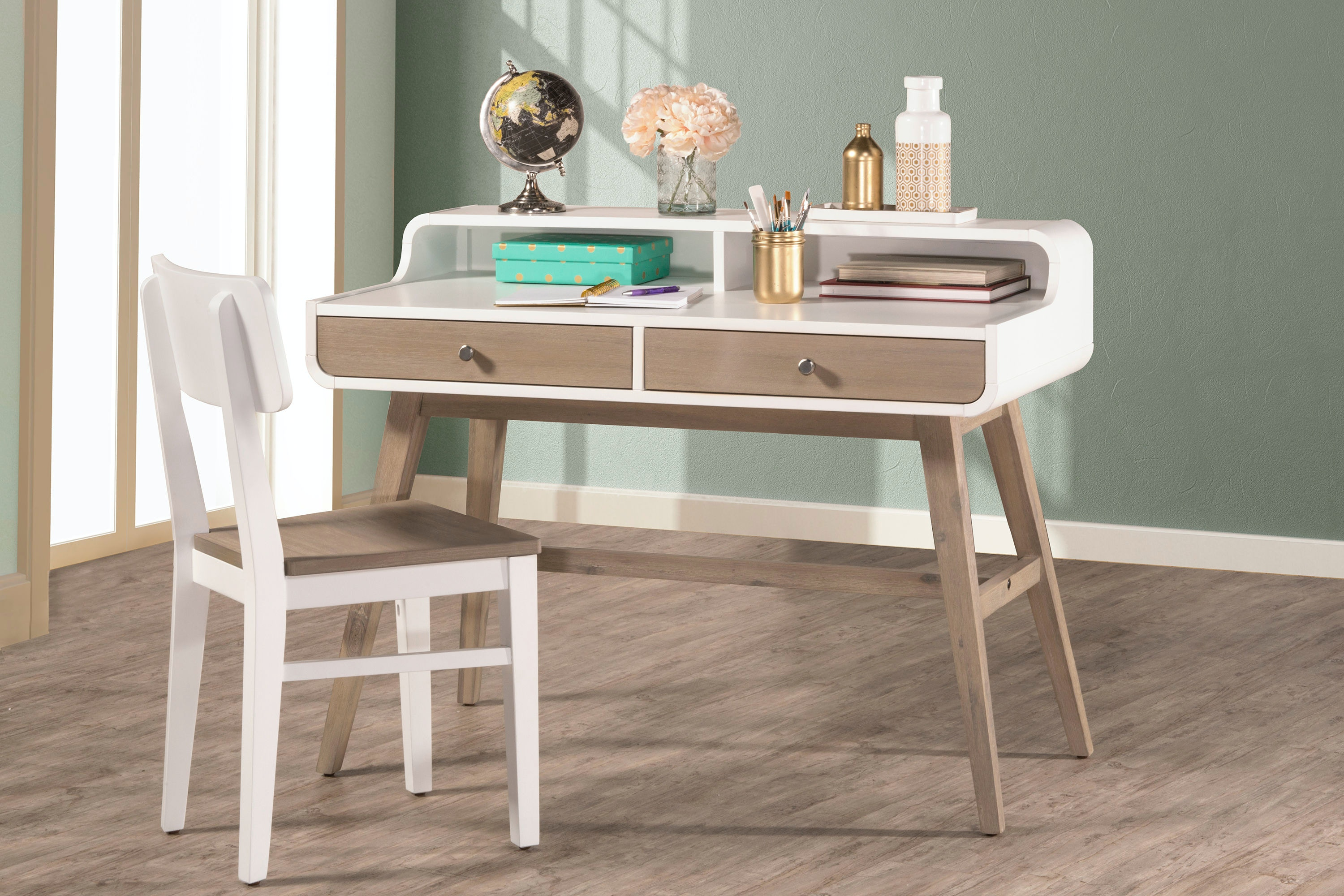 Attirant Hillsdale Kids And Teen Youth East End Desk 7100 779 At Carol House  Furniture
