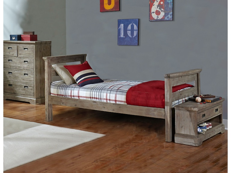 Hillsdale Kids And Teen Youth Oxford Oliver Twin Headboard