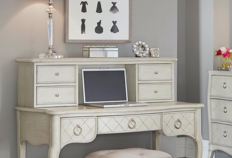 Beau Hillsdale Kids And Teen Youth Angela Desk Hutch 7107 779 At Carol House  Furniture