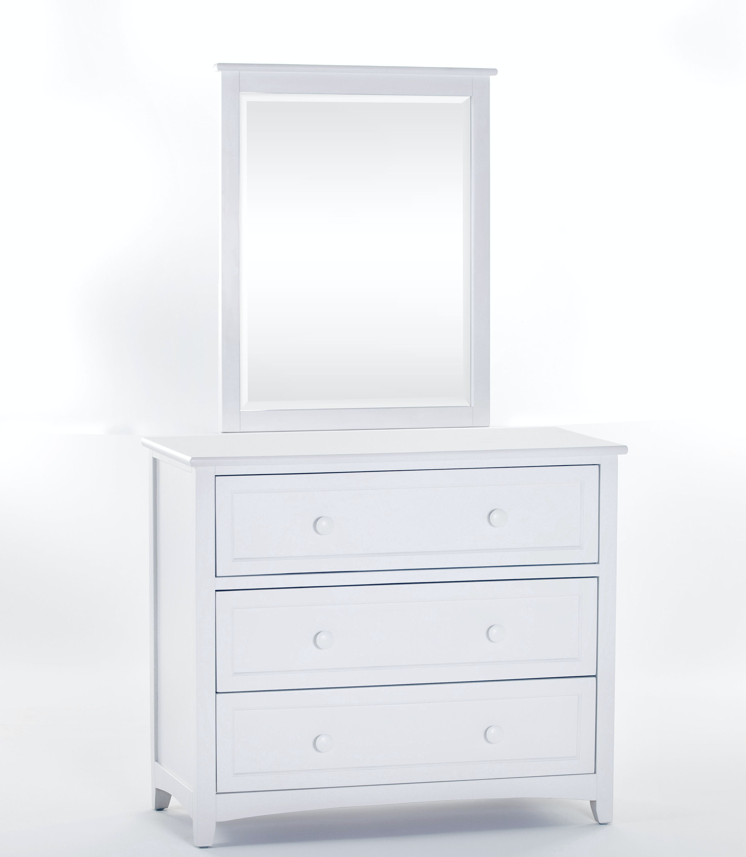 Hillsdale Kids And Teen School House Mirror White Sold With 7500