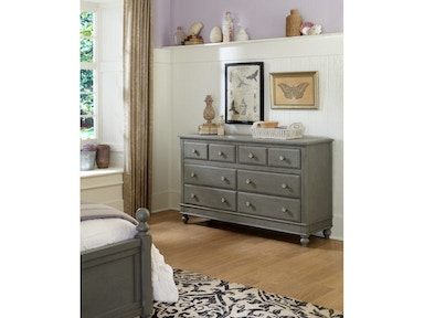 Hillsdale Kids and Teen Lake House Stone Dresser 2500