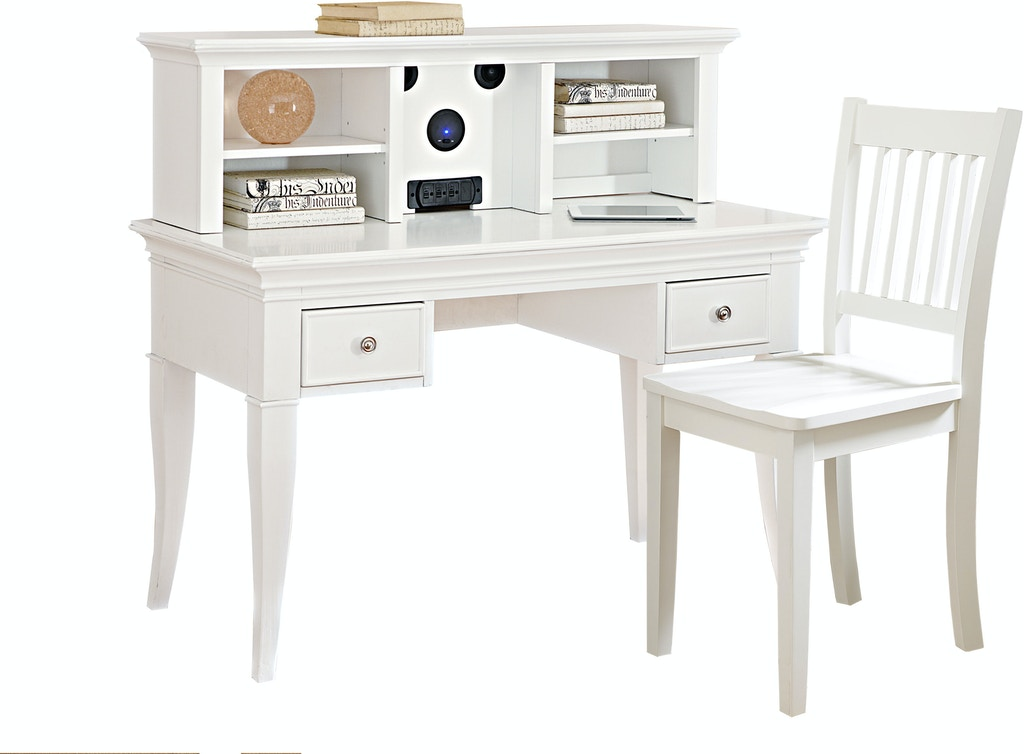 Astonishing Hillsdale Kids And Teen Youth Walnut Street Desk With Hutch Uwap Interior Chair Design Uwaporg