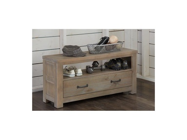 Hillsdale Kids and Teen Highland Dressing Bench 10570