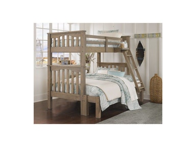 Hillsdale Kids and Teen Harper Twin-Full Bunk Bed 10055