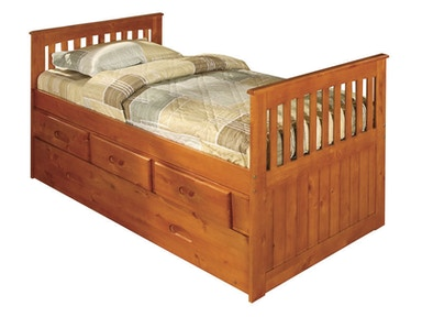 Hillsdale Kids and Teen Honey Rake Bed Twin 2135
