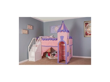 Hillsdale Kids and Teen Castle Tent Tower 0010
