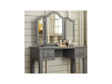 Hillsdale Kids and Teen Lake House Stone Vanity Mirror 2560